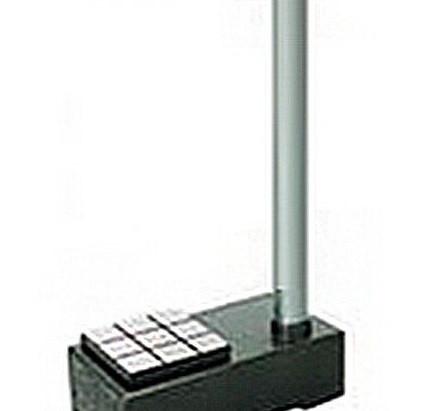 Индикаторный штатив, кл.т. 2 мкм, GROZ 01600 DCS/9.