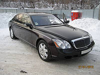 Аренда VIP автомобиля c водителем Майбах 57