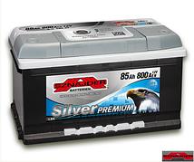 Автомобильный аккумулятор SZNAJDER Silver Premium 585 45 (85A/ч)/3452