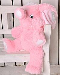 Мягкая игрушка: Слон  120 см, Розовый