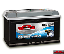 Автомобильный аккумулятор SZNAJDER Silver Premium 600 35 (100A/ч)/3451
