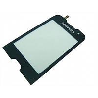 Тачскрин (сенсор) для Samsung S5650 (Black) Original