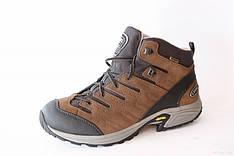 "Ботинки ""NITRON MID 52"", кожа + мембрана Tepor dry(Италия)+подошва VIBRAM"