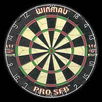 Мишень для игры в дартс WINMAU PRO SFB (entry) сизалевая