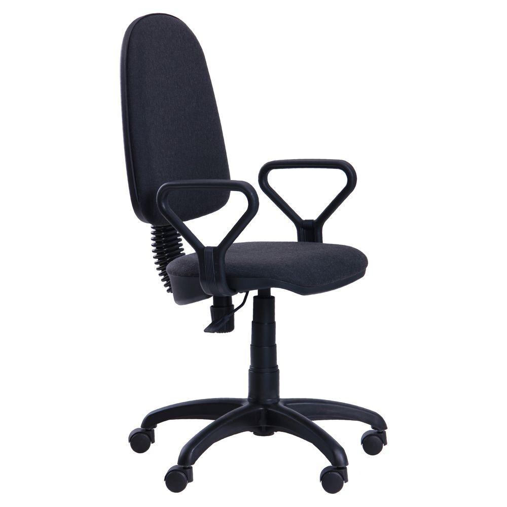 Кресло офисное Престиж-М, подлокотники АМФ-1, TM AMF