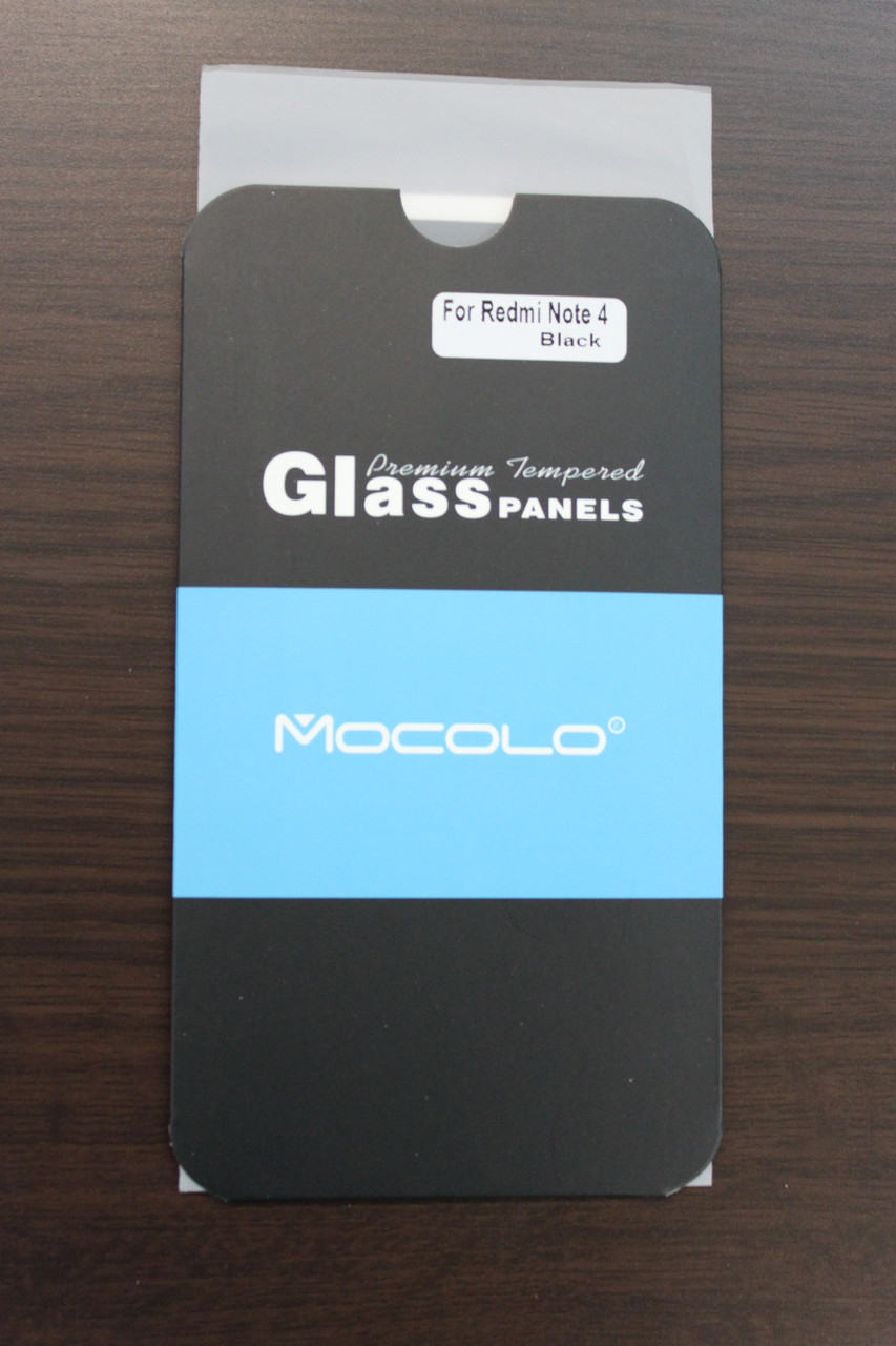 Защитное стекло Xiaomi Redmi Note 4 Full Cover  (Mocolo 0.33mm)