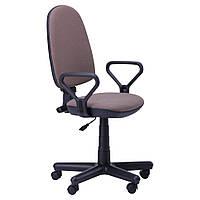 Кресло для персонала Комфорт New, подлокотники АМФ-1 NEW ПК АМФ-1, Ткань Розана