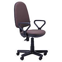 Кресло для персонала Комфорт New, подлокотники АМФ-1 NEW АМФ-1 FS, Ткань Розана
