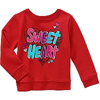 Теплый свитер для девочек Garanimals Fleece 2 года