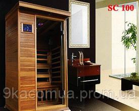 Одноместная инфракрасная сауна SC100