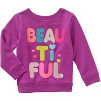 Зимний свитер для девочек Garanimals Fleece 4 года