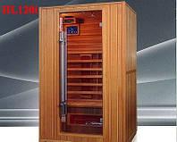 Двухместная инфракрасная сауна HL 120i