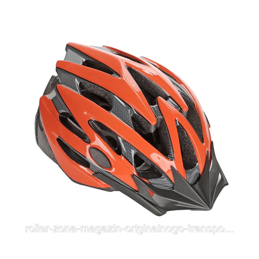Детский защитный шлем Explore SCORPION оранж S 52-56