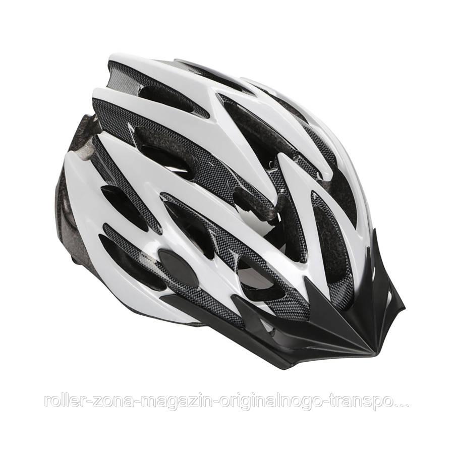 Детский защитный шлем Explore SCORPION белый S 52-56