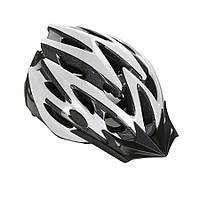 Детский защитный шлем Explore SCORPION белый L 58-61