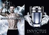Paco Rabanne Invictus туалетная вода 100 ml. (Пако Рабан Инвиктус), фото 5