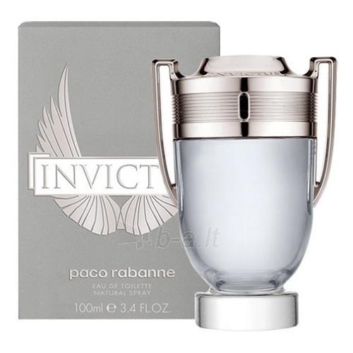 Paco Rabanne Invictus туалетная вода 100 ml. (Пако Рабан Инвиктус)