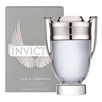 Paco Rabanne Invictus туалетная вода 100 ml. (Пако Рабан Инвиктус), фото 1