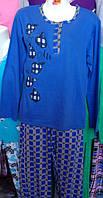 Пижамы производство Турция. Огромный выбор пижам как из байки так и из хлопка. Большой выбор расцветок. Есть как маленькие размеры, так и на крупных женщин