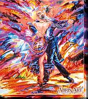 Набор для вышивания бисером В ритме танго АВ-450