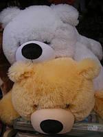 Большой плюшевый медведь мишка 120 см.