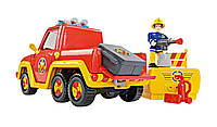 Автомобиль фигурки Венеры - Пожарный Сэм - Simba - 9257656