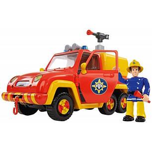 Автомобиль фигурки Венеры - Пожарный Сэм - Simba - 9257656, фото 2