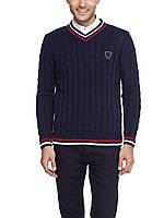 Мужской  свитер LC Waikiki темно-синего цвета M