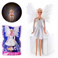 Кукла 8219 Ангел  со светящимися крыльями