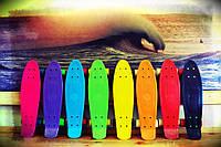 Пенни борд, Penny board, скейт, скейтборд. Новинка.