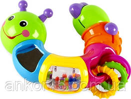 Развивающая игрушка-ломалка 904.Веселая гусеница. ( 786 И )
