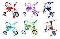 Трехколесный детский велосипед Гномик 4 цвета. Лучшая цена