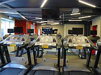 Зеркала для тренажёрных, танцевальных и спортивных залов с установкой.