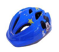 Детский защитный шлем Maraton Cool PRO М синий