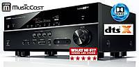 Yamaha RX-V581 Dolby Atmos 4K Ultra HD AV ресивер 7.2
