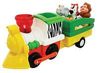 Развивающая игрушка Kiddieland Паровоз Лимпопо (052704)