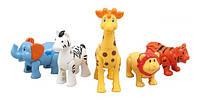 Игровой набор Дикие животные Kiddieland (054106), фото 1