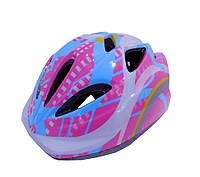 Детский защитный шлем Maraton Cool PRO М розовый