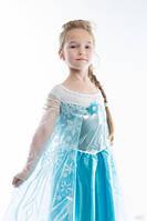 """Карнавальный костюм принцесса Эльза из м.ф. """"Холодное сердце"""" Frozen Elsa Deluxe Costume платье Эльзы, фото 1"""