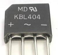 Диодный мост KBL404 (4A 400V) /HRB/