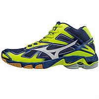 Волейбольные кроссовки MIZUNO WAVE Bolt 5 MID (V1GA1665-02)