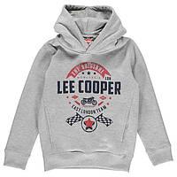 Толстовка для мальчиков Lee Cooper Bike 11-12 лет