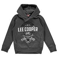 Худи для мальчиков Lee Cooper Bike 11-12 лет