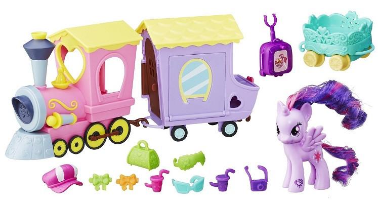 Поезд My Little Pony Explore Equestria Friendship Express Train