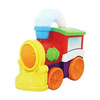 Развивающая игрушка Kiddieland Музыкальный паровоз (052357)