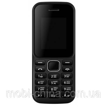 Телефон Bravis F180 Ring Black Duos