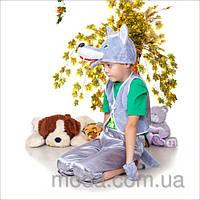 Детский новогодний костюм Волченок. Арт-0010. Купить детский карнавальный, маскарадный костюм недорого