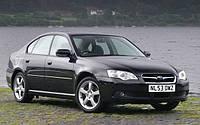 Лобовое стекло на Subaru Legacy 2003-09 г.в.
