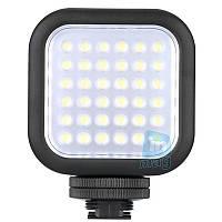 Накамерне компактний світлодіодний світло LED-5006 + AB + З/У.