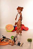 Детский новогодний костюм Мишка (коричневый). Арт-0011. Купить детский карнавальный, маскарадный костюм.